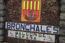 Bronchales, balcón de España