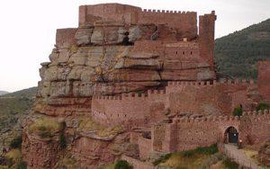 El Castillo de Peracense, un monumento impresionante en Teruel