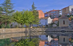 Cella, la ciudad del agua en la comarca de Albarracín