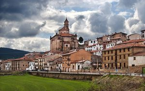 Orihuela del Tremedal es una bella población en las faldas de la Sierra de Albarracín