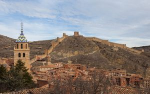 Albarracín, ciudad monumental