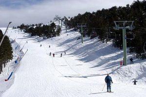 Javalambre ofrece a los fans del esquí unas instalaciones muy completas
