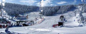 Valdelinares es el lugar ideal para esquiar con toda la familia