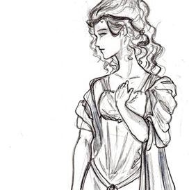 La preciosa y triste leyenda de la bella Doña Blanca