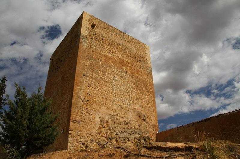 La Torre de Doña Blanca alojó a la princesa antes de su desaoarición